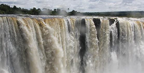 Botswana - Victoria Falls